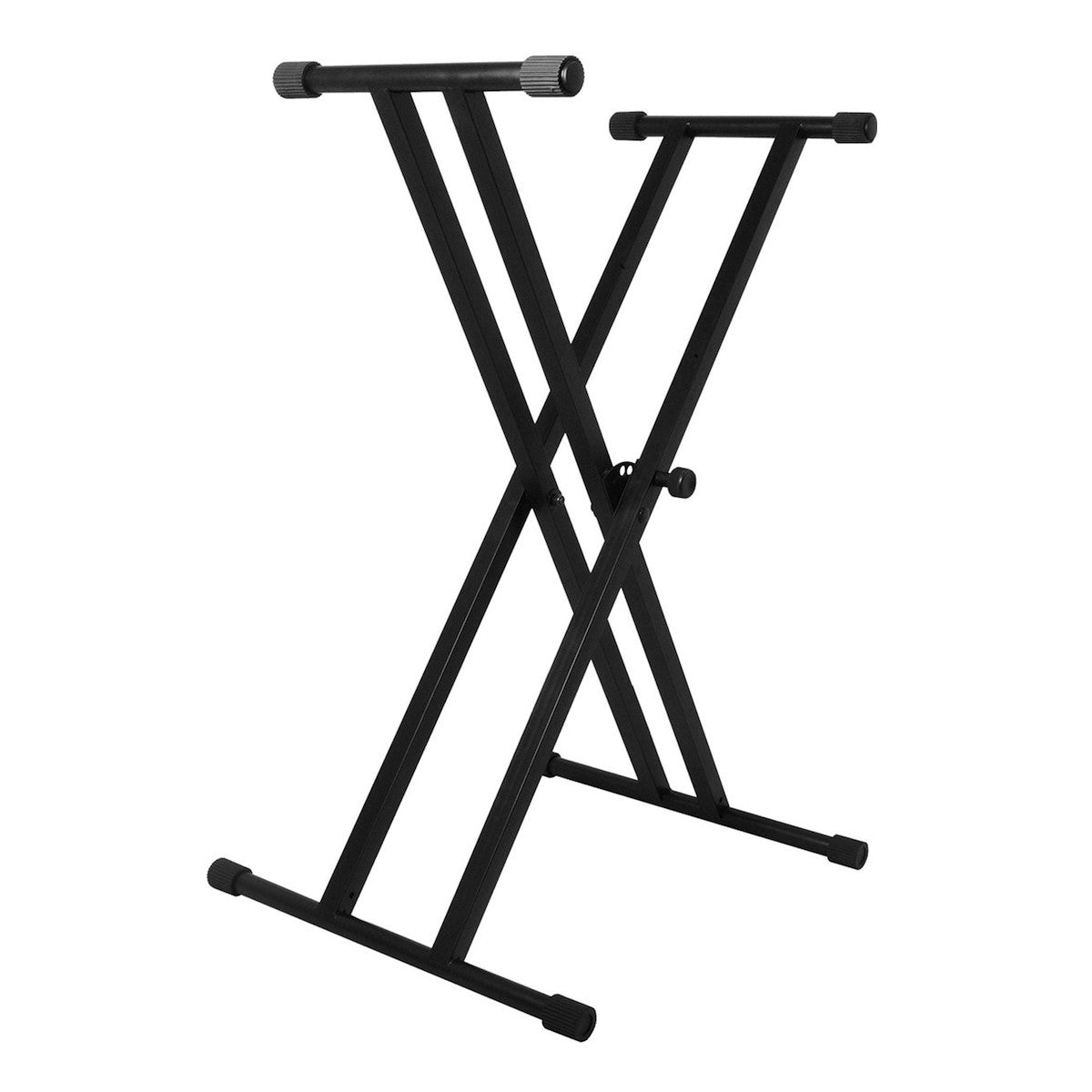 On-Stage KS7191 Double Brace Keyboard Stand