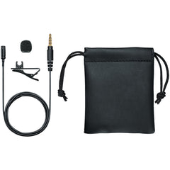 Shure MOTIV MVL Mobile Omnidirectional Condenser Lavalier Microphone | Music Experience | Shop Online | South Africa