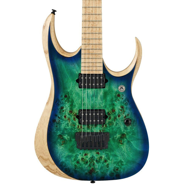 Ibanez RGDIX6MPB-SBB Iron Label Surreal Blue Burst Electric Guitar | Music Experience | Shop Online | South Africa