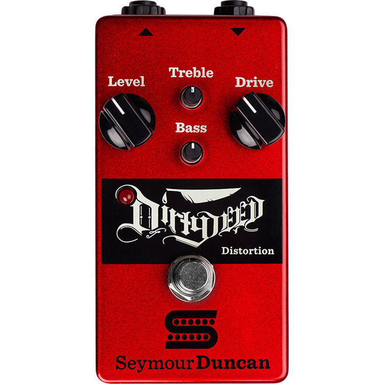 Seymour Duncan Dirty Deed Distortion Pedal | Music Experience | Shop Online | South Africa