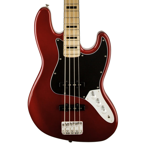 Fender Squier Vintage Modified Jazz Bass '70s Candy Apple Red | Music Experience - South Africa