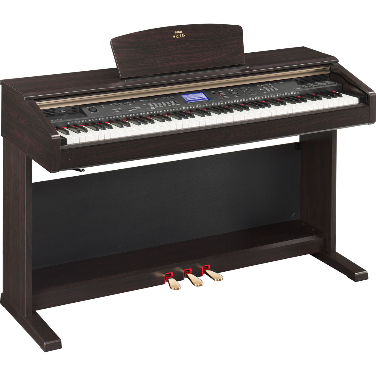 Yamaha ydp v240 88 key piano on sale music experience online for Yamaha arius ydp v240 review