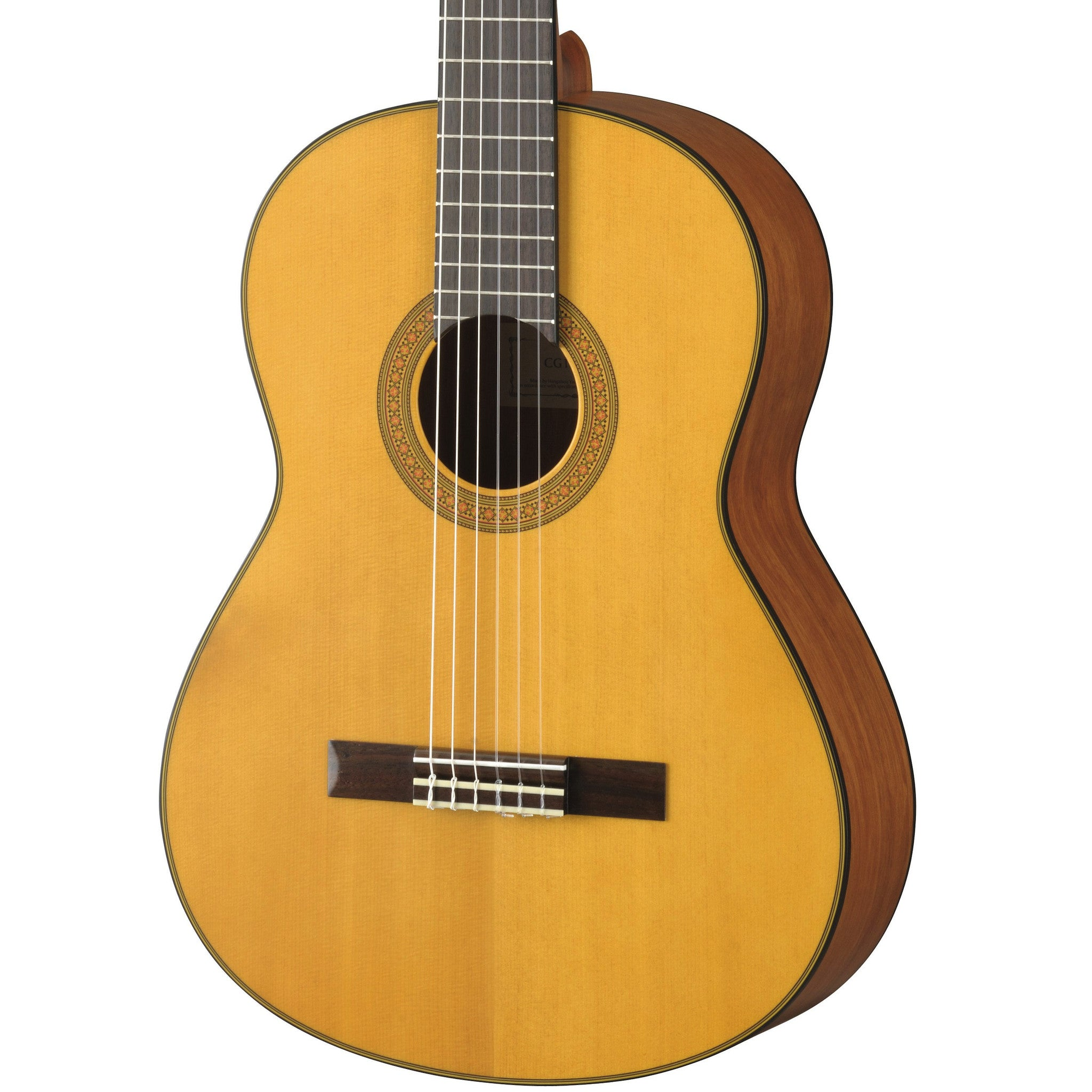 Yamaha CG122MS Spruce Classical Natural | Music Experience | Shop Online | South Africa