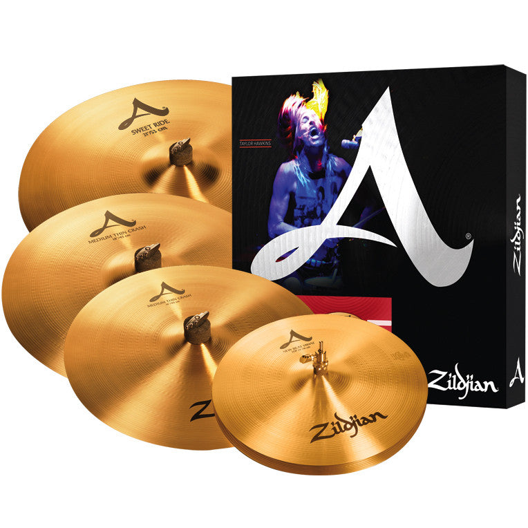 Zildjian A Series A391 Cymbal Pack Box Set