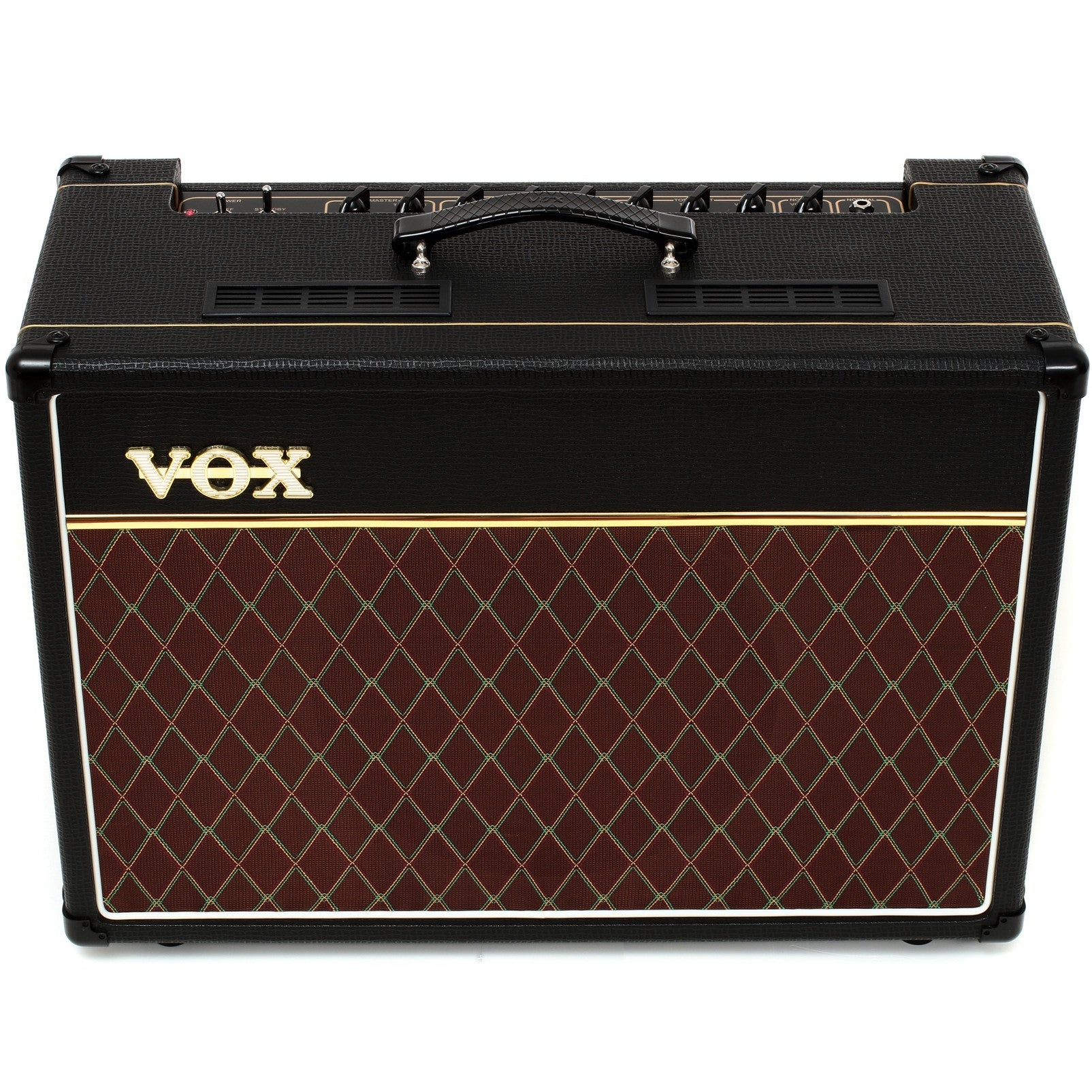 "Vox AC15C1 15-watt 1x12"" Tube Combo Amp 