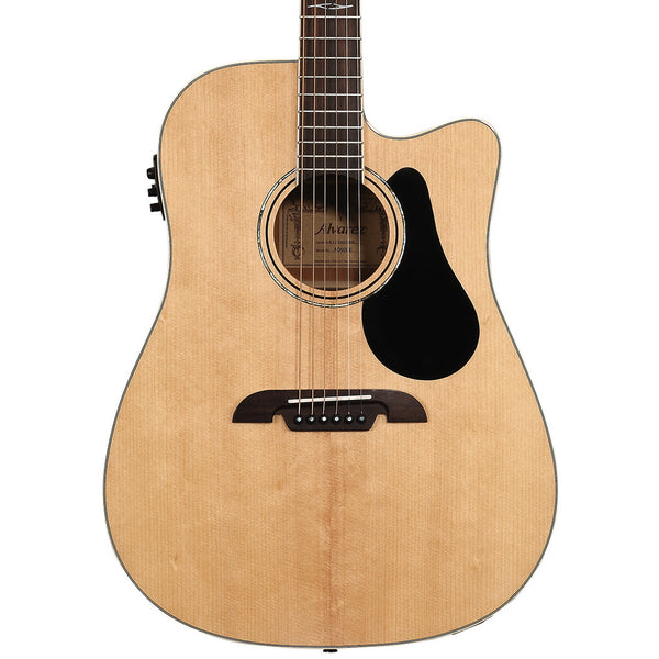 Alvarez AD60ESB Artist 60 Series Dreadnought Natural Guitar | Music Experience | Shop Online | South Africa