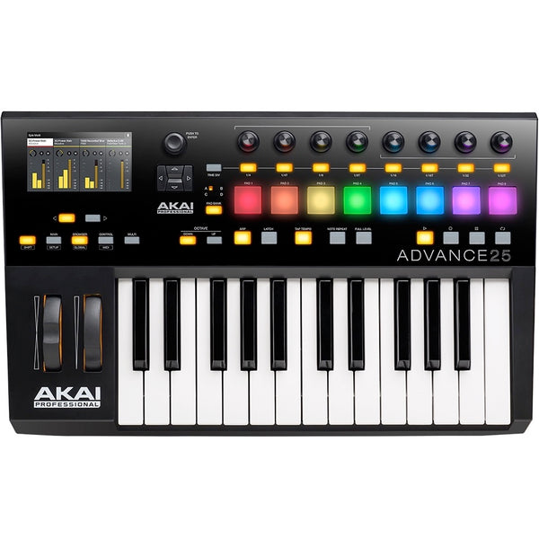 Akai Professional Advance 25 Keyboard Controller | Music Experience | Shop Online | South Africa