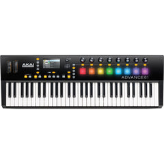 Akai Professional Advance 61 Keyboard Controller | Music Experience | Shop Online | South Africa