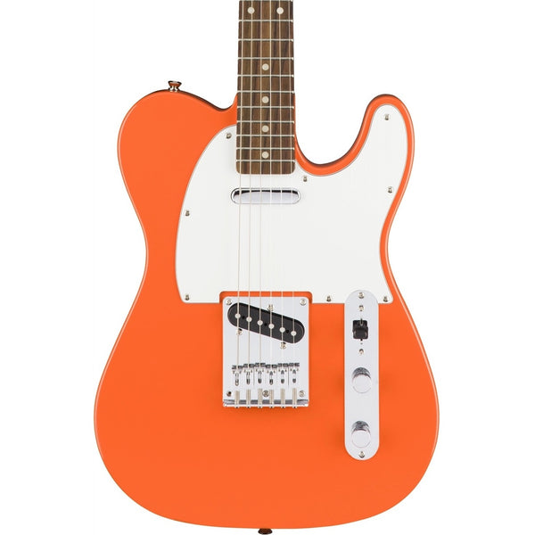 Fender Squier Affinity Telecaster - Competition Orange | Music Experience | South Africa