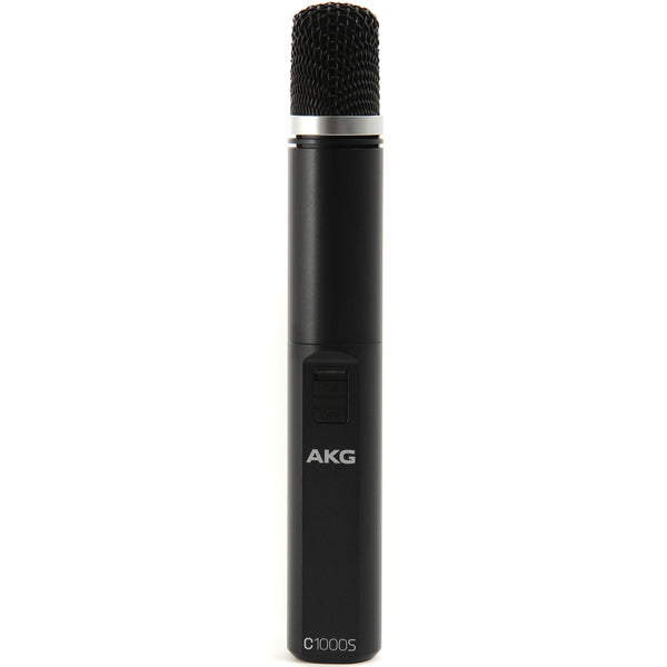 AKG C1000 S Condenser Microphone | Music Experience Online | South Africa