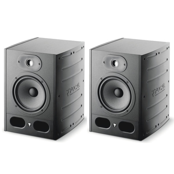Focal Alpha 65 Active Studio Monitors | Music Experience Online | South Africa