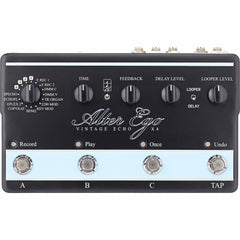 TC Electronic Alter Ego X4 Vintage Echo Pedal | Music Experience | Shop Online | South Africa