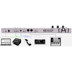 Arturia KeyStep Controller & Sequencer | Music Experience | Shop Online | South Africa