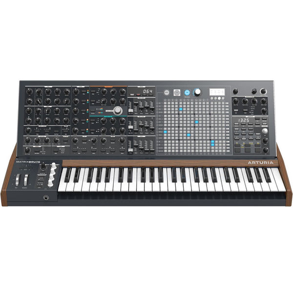 arturia matrixbrute synthesizer music experience online south africa. Black Bedroom Furniture Sets. Home Design Ideas