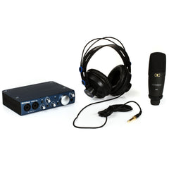 PreSonus AudioBox iTwo Studio Recording Bundle | Music Experience Online | South Africa