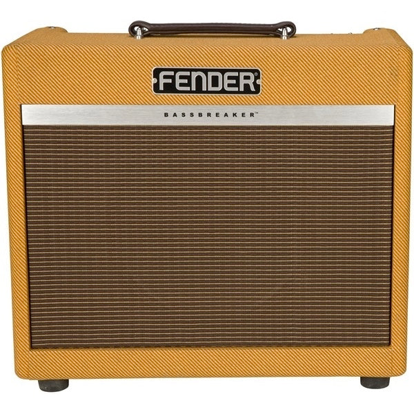 "Fender Bassbreaker 15 Lacquered Tweed Limited Edition - 15-watt 1x12"" Tube Combo Amp 