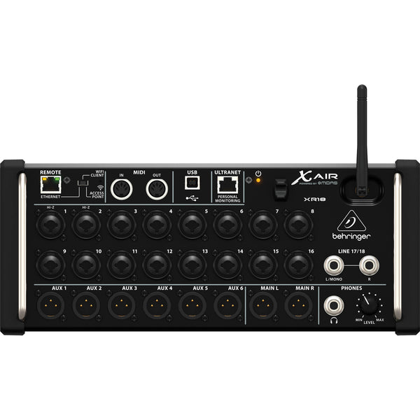 Behringer X AIR XR18 Tablet-controlled Digital Mixer | Music Experience | Shop Online | South Africa