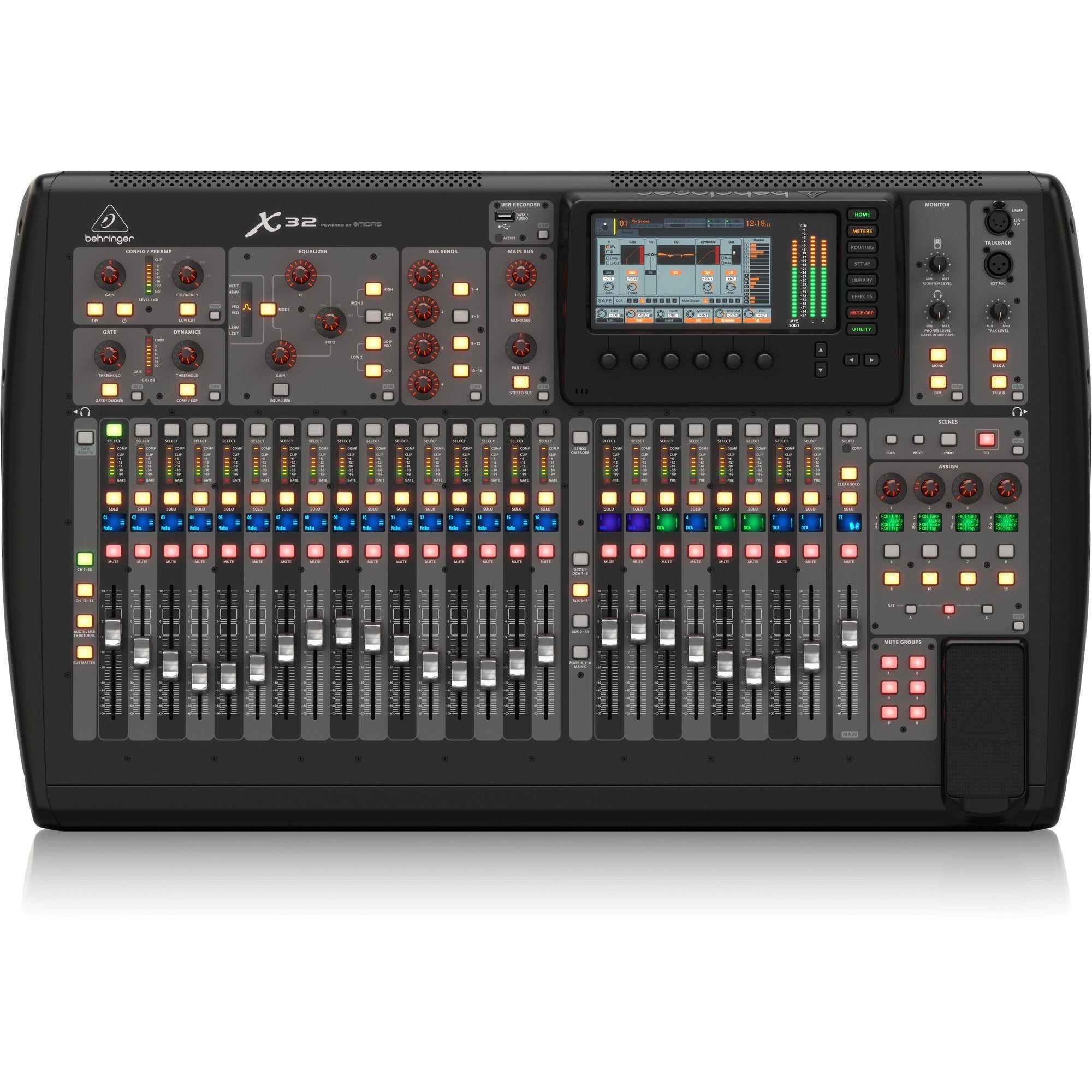 Behringer X32 Digital Mixer | Music Experience | Shop Online | South Africa