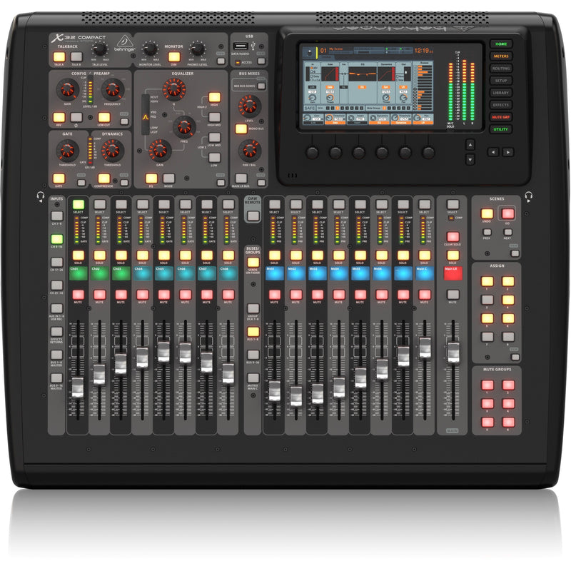 Behringer X32 Compact Digital Mixer | Music Experience