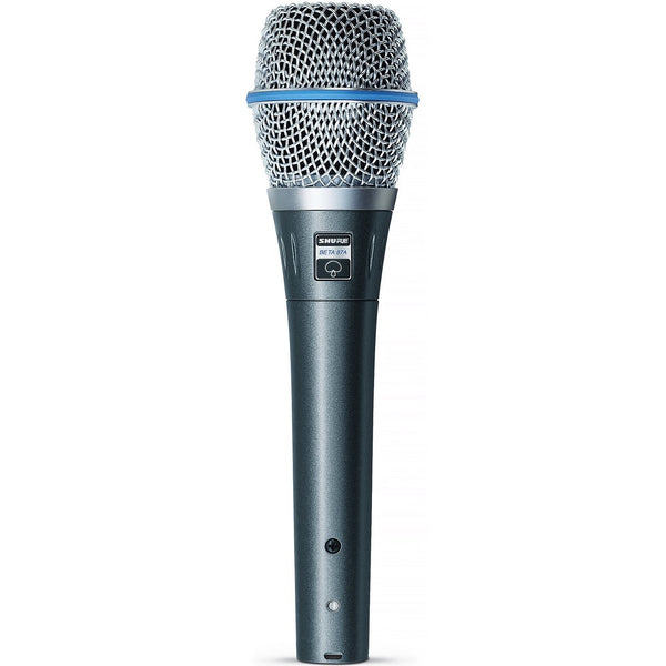 Shure BETA 87A Handheld Condenser Microphone | Music Experience | Shop Online | South Africa