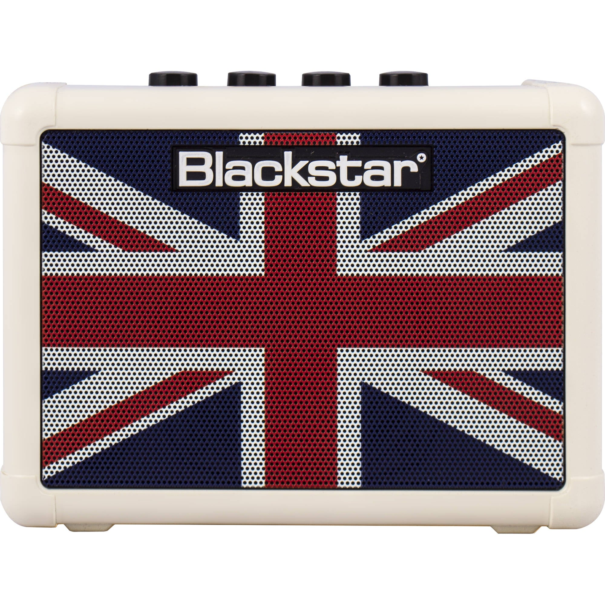 "Blackstar FLY 3 Union Flag - 3-watt 1x3"" Combo Amp 