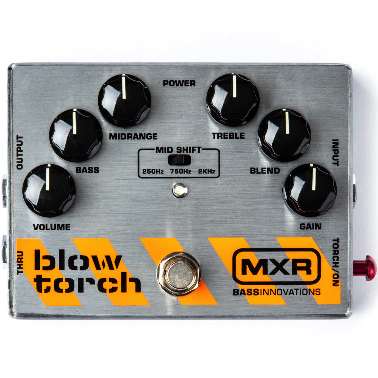 MXR M181 Blow Torch Distortion Pedal | Music Experience | Shop Online | South Africa