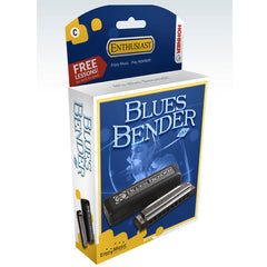 Hohner Blues Bender P.A.C. Enthusiast Harmonica Key of Bb