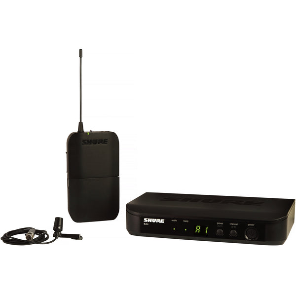 Shure BLX14/CVL Lavalier Wireless System | Music Experience | Shop Online | South Africa