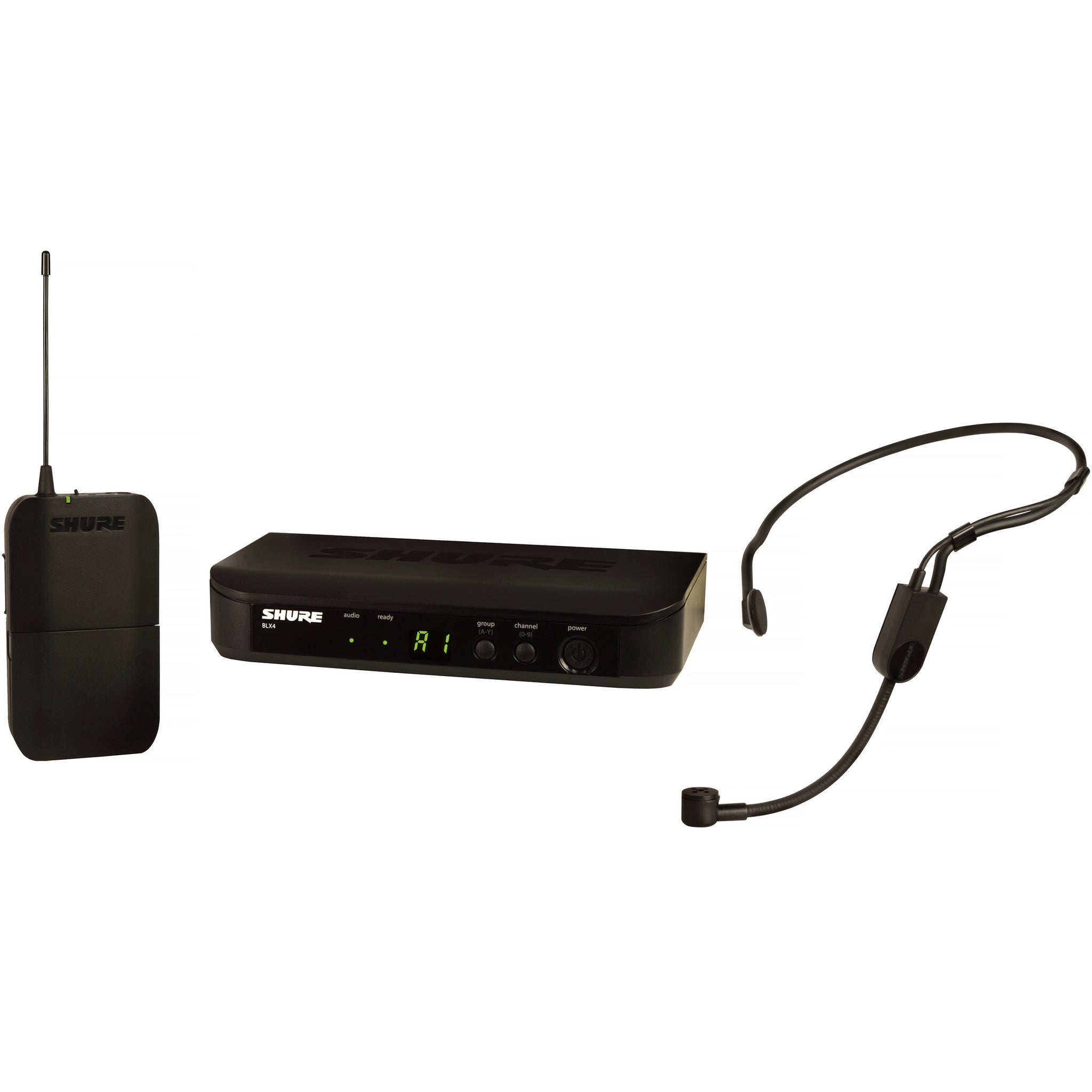 Shure BLX14/P31 Headset Wireless System | Music Experience | Shop Online | South Africa