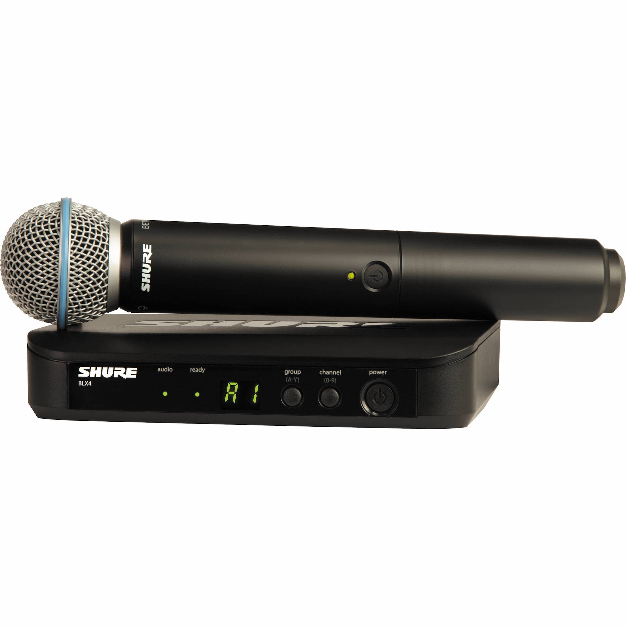 Shure BLX24/B58 Handheld Wireless System | Music Experience | Shop Online | South Africa