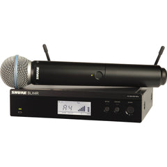 Shure BLX24R/B58 Handheld Wireless System | Music Experience | Shop Online | South Africa