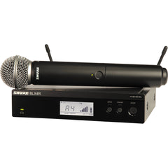 Shure BLX24R/SM58 Handheld Wireless System | Music Experience | Shop Online | South Africa