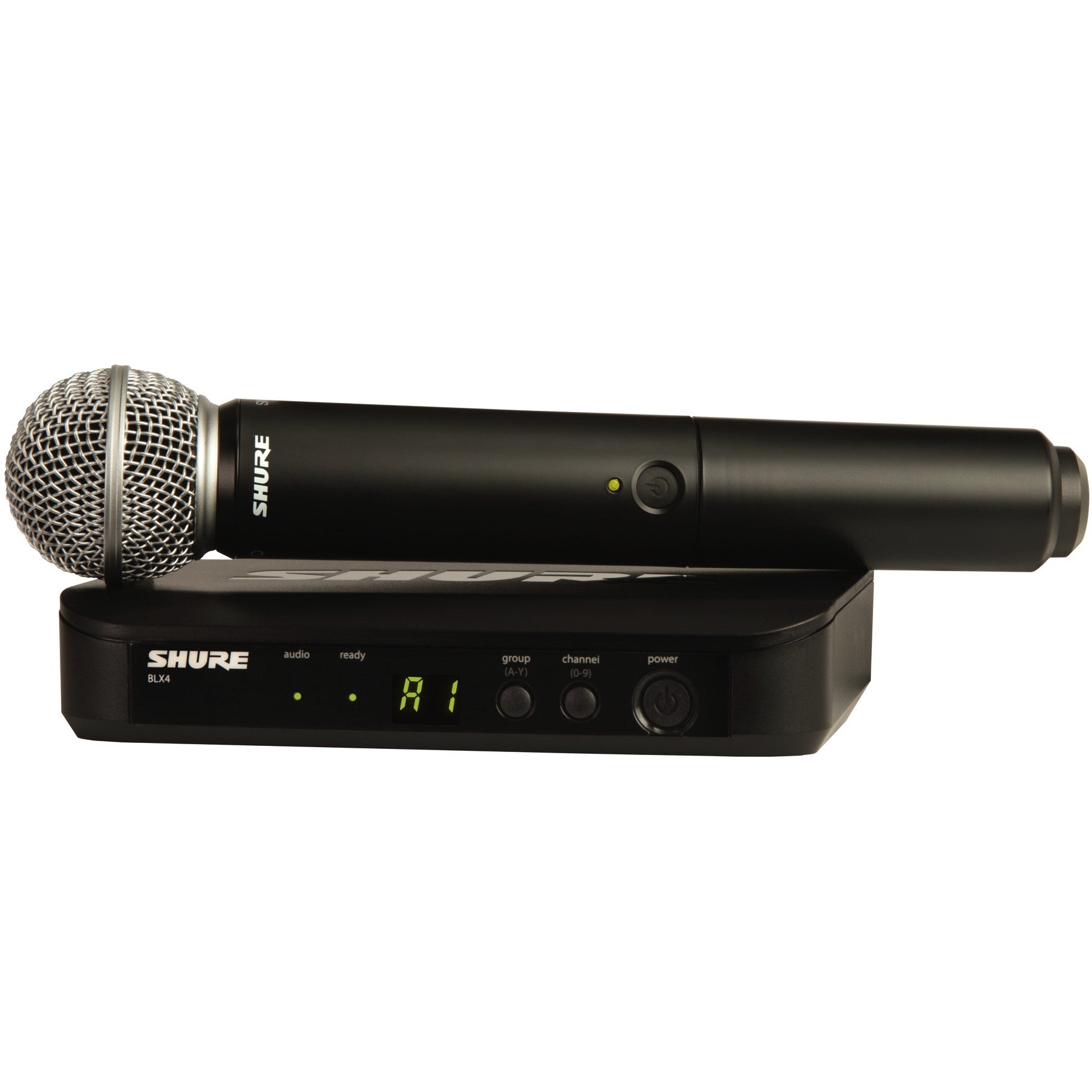 Shure BLX24/SM58 Handheld Wireless System | Music Experience | Shop Online | South Africa