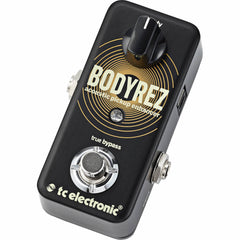 TC Electronic BodyRez Acoustic Pickup Enhancer Pedal | Music Experience | Shop Online | South Africa