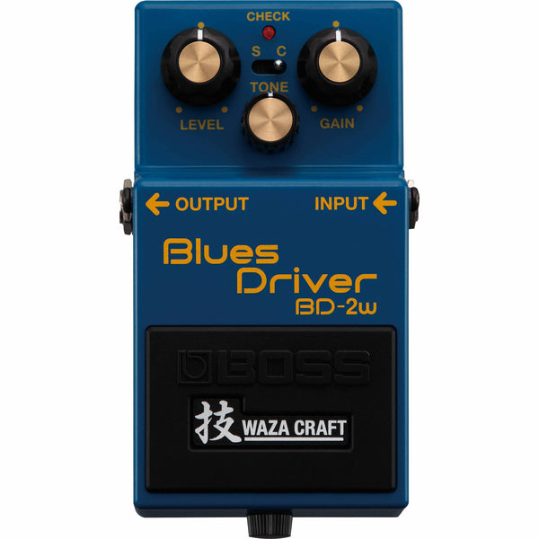 Boss BD-2W Blues Driver | Music Experience | Shop Online | South Africa