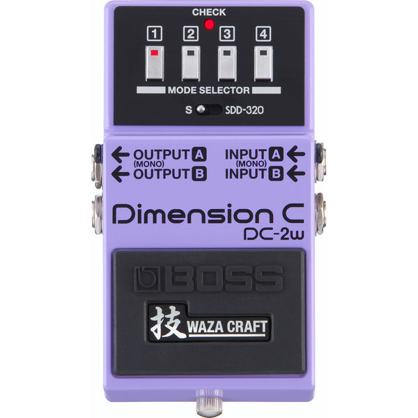 Boss DC-2W Dimension C Waza Craft Dimensional Chorus | Music Experience | Shop Online | South Africa