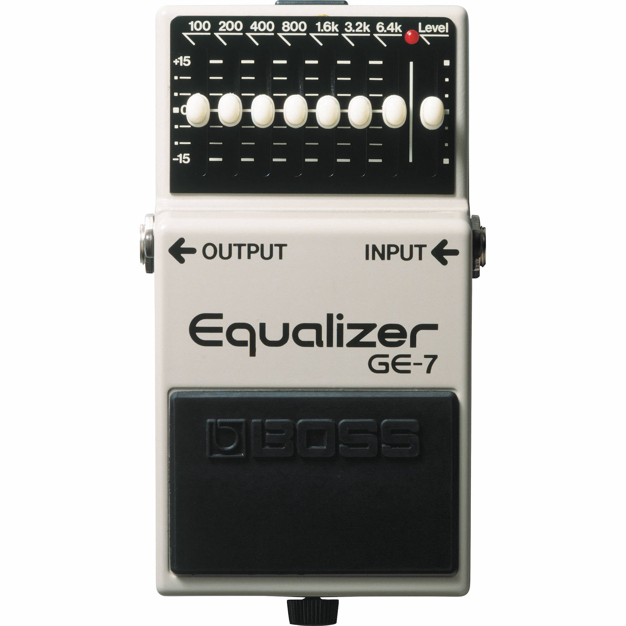 Boss GE-7 7-band EQ Pedal | Music Experience | Shop Online | South Africa