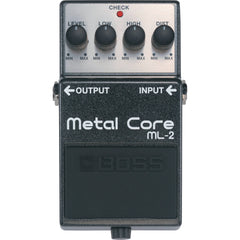 Boss ML-2 Metal Core | Music Experience | Shop Online | South Africa