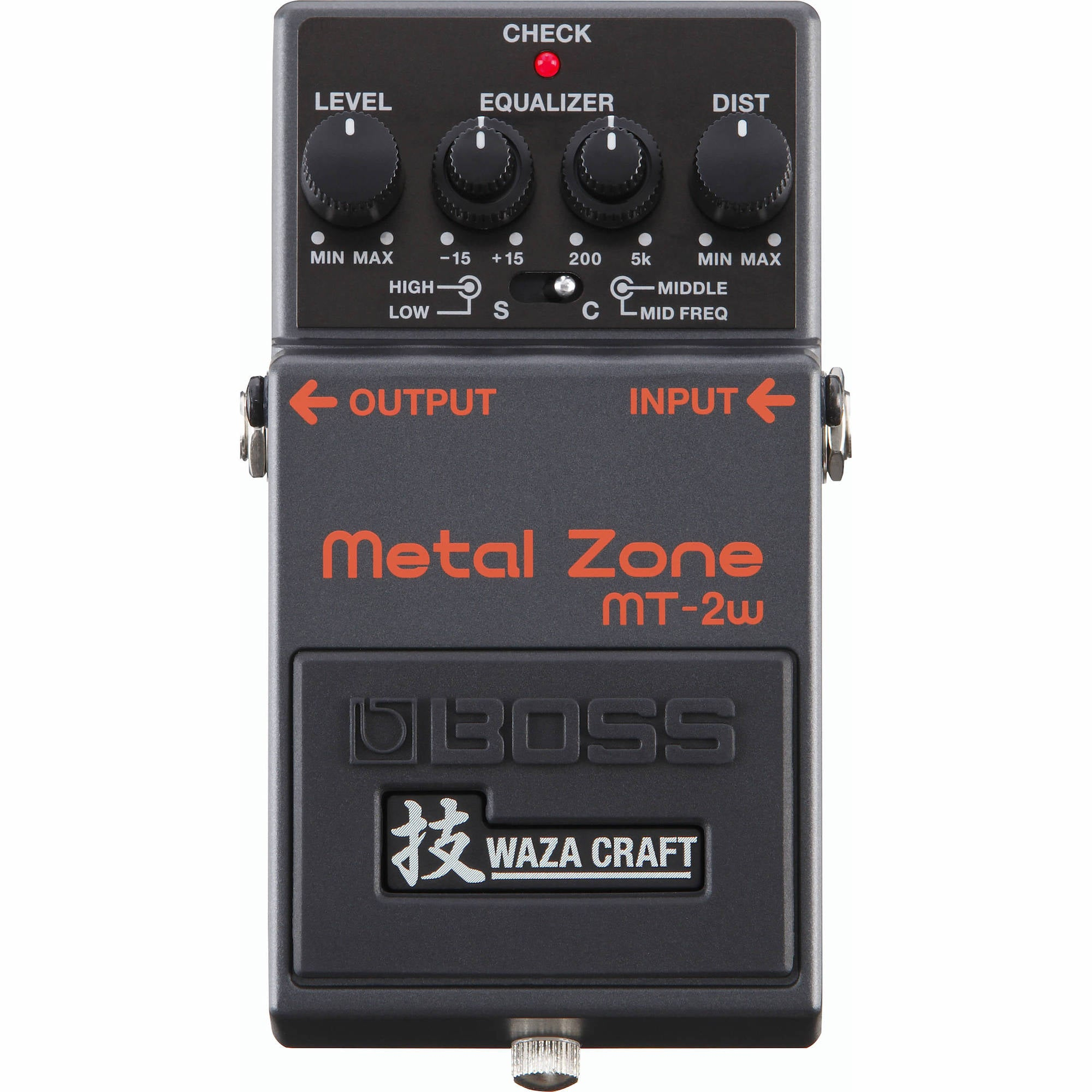 Boss MT-2W Metal Zone | Music Experience | Shop Online | South Africa