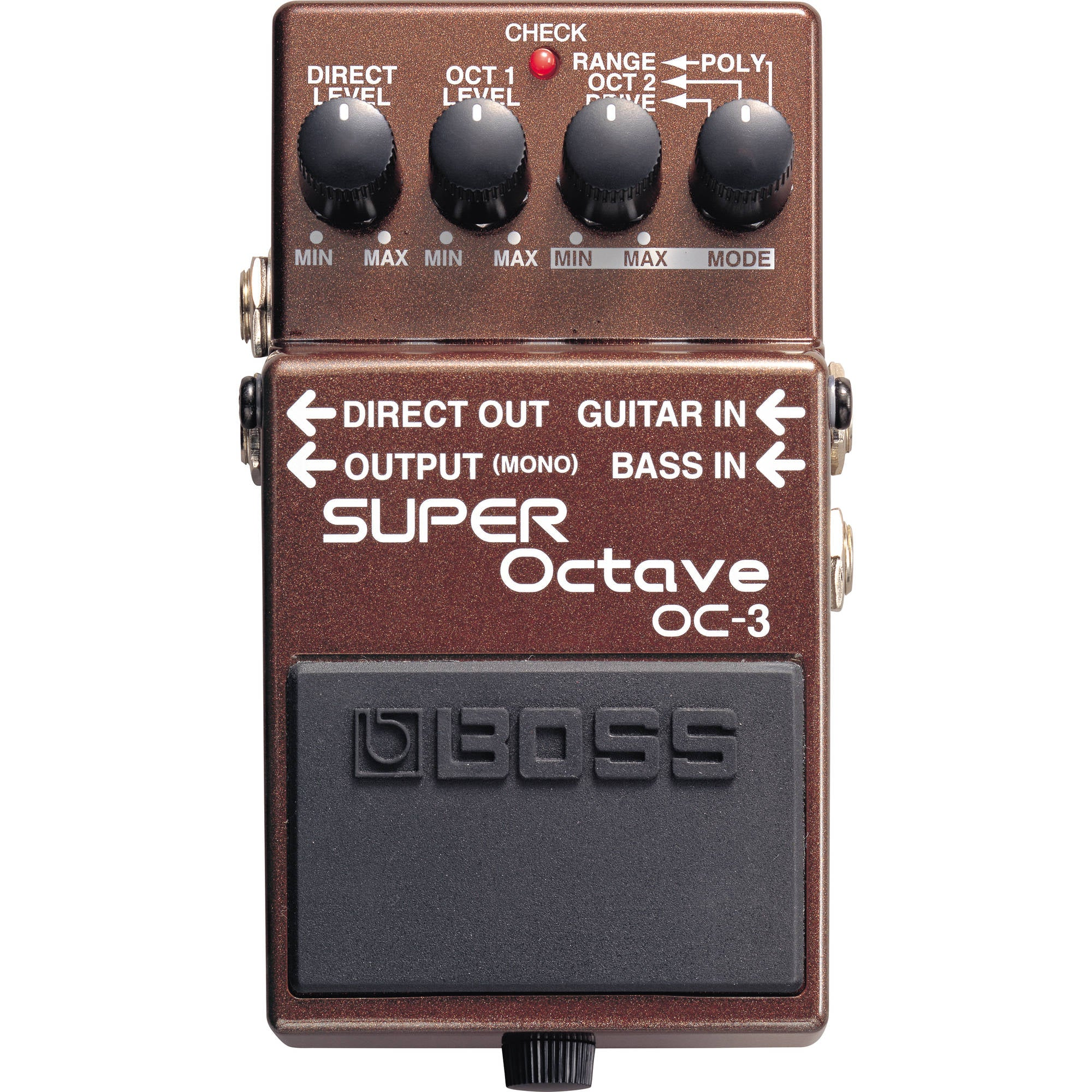 Boss OC-3 Super Octave | Music Experience | Shop Online | South Africa