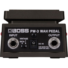 Boss PW-3 Wah Pedal | Music Experience | Shop Online | South Africa