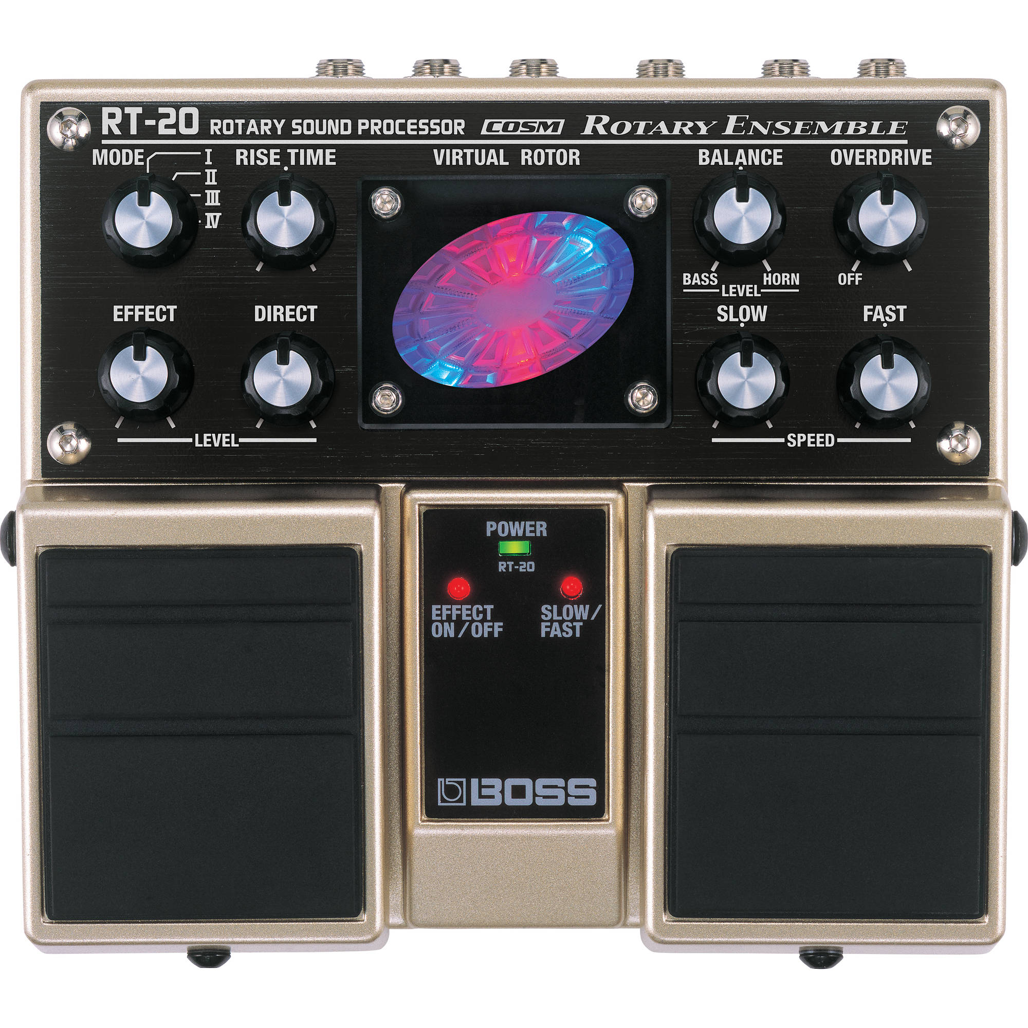 Boss RT-20 Rotary Ensemble | Music Experience | Shop Online | South Africa