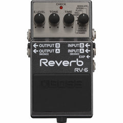 Boss RV-6 Reverb | Music Experience | Shop Online | South Africa