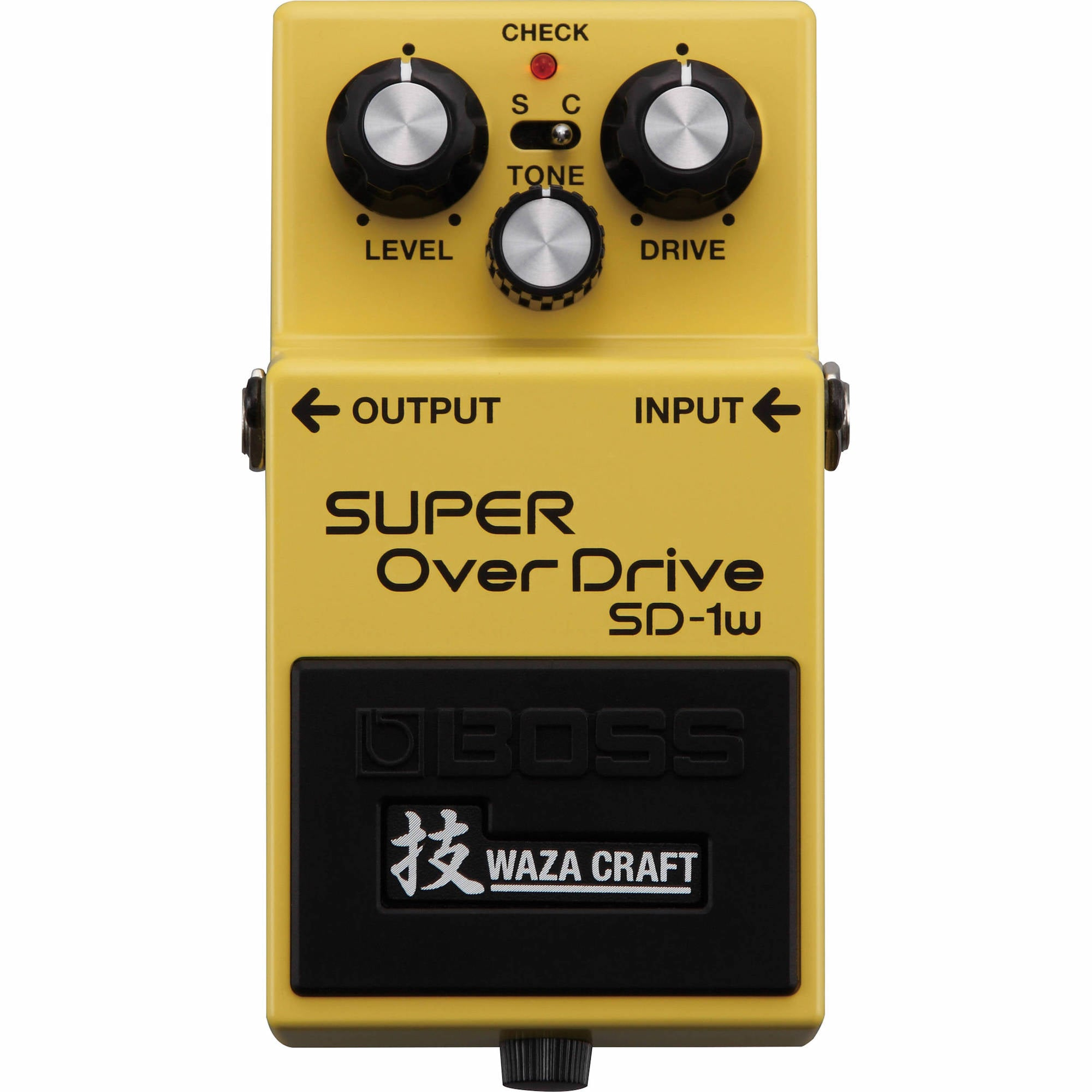 Boss SD-1W SUPER OverDrive | Music Experience | Shop Online | South Africa
