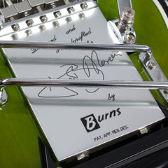 Burns Hank Marvin Signature Green Burst | Music Experience | Shop Online | South Africa