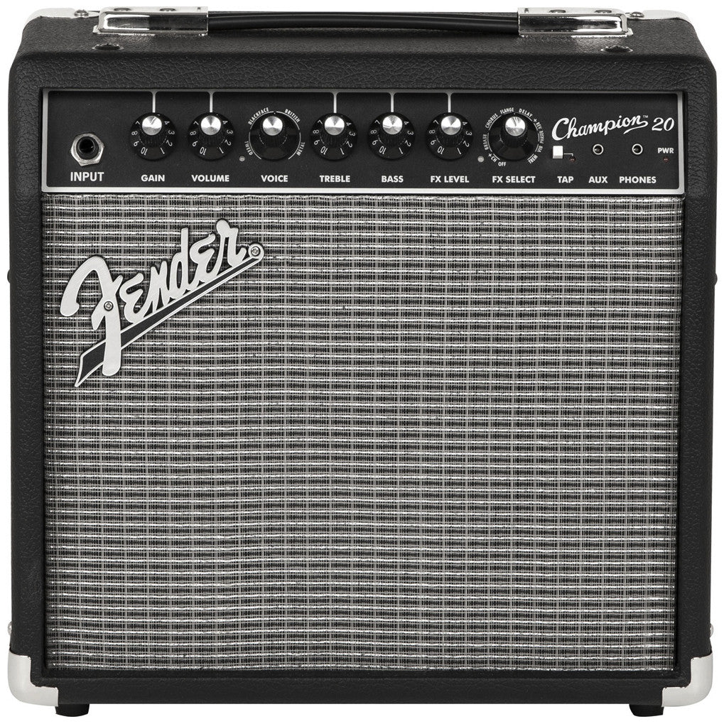 Fender Champion 20 Combo Amp | Music Experience Online | South Africa