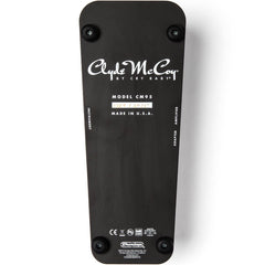 Dunlop CM95 Clyde McCoy Cry Baby Wah | Music Experience | Shop Online | South Africa