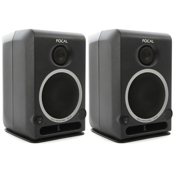 Focal CMS 40 Active Studio Monitors | Music Experience Online | South Africa
