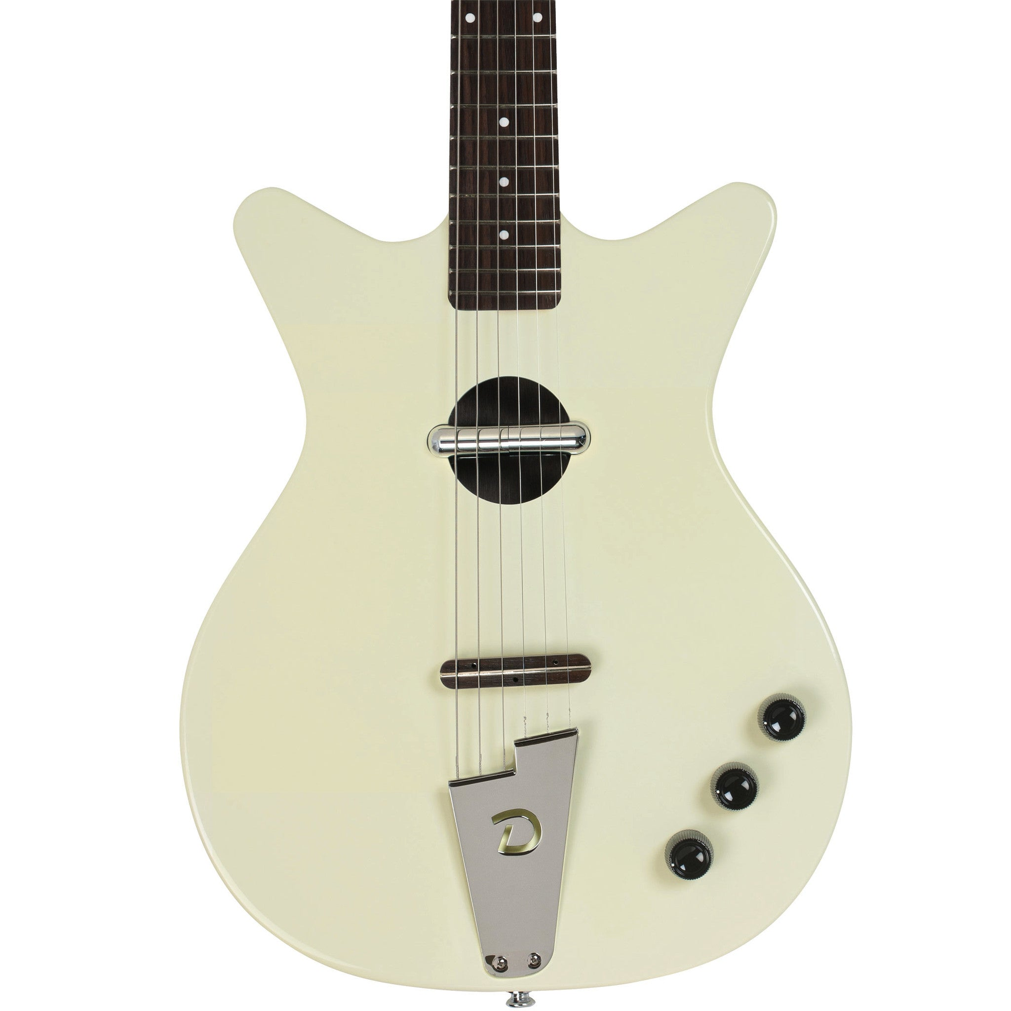 Danelectro '59 Convertible Cream