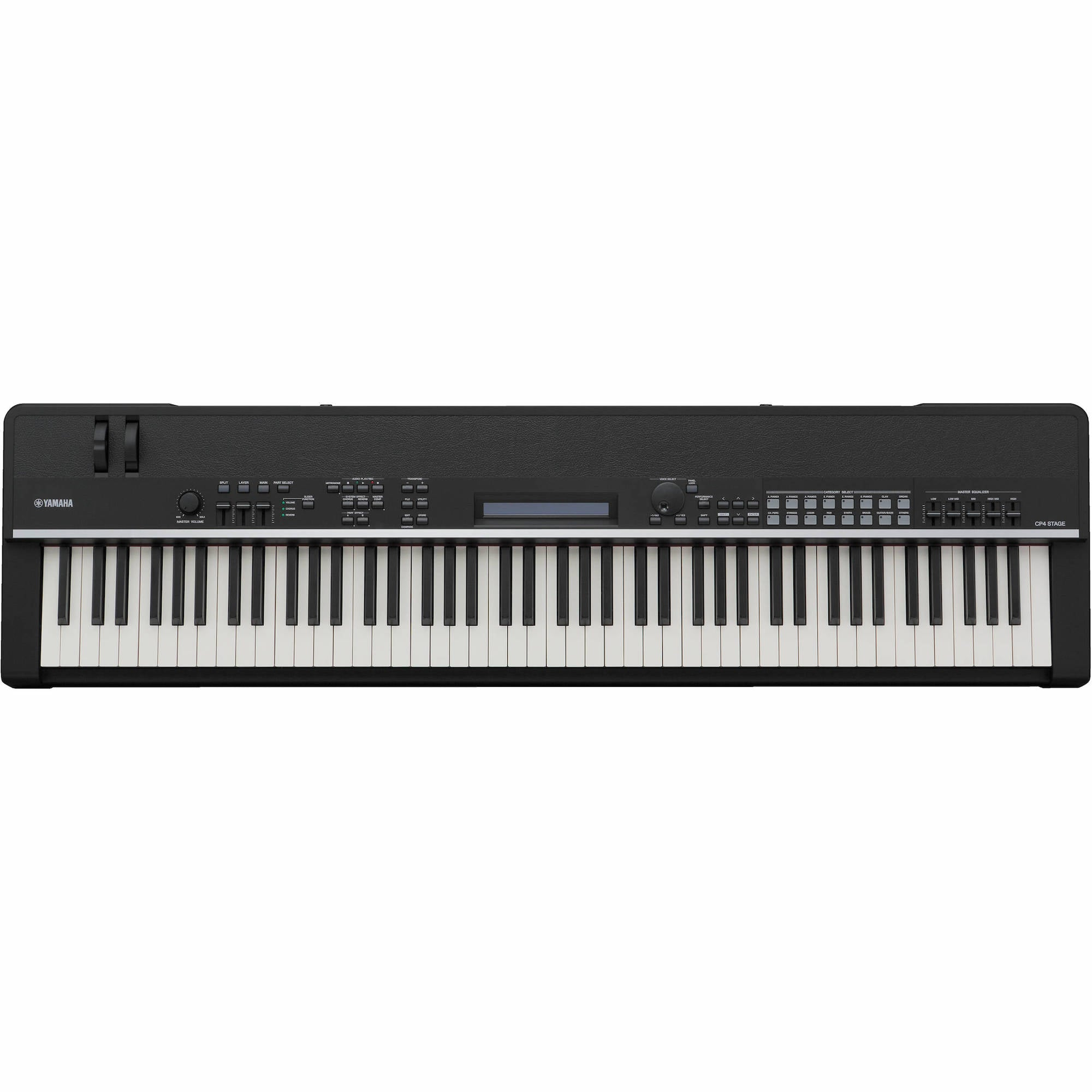 Yamaha CP4 Stage 88-note Wooden Key Electronic Digital Stage Piano | Music Experience | Shop Online | South Africa